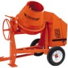 Cement mixer tow-behind