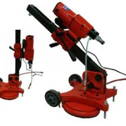 Core drill adjustable